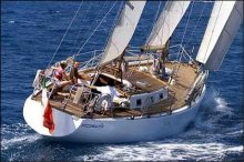sv Lucky ol' Sun - Beaufort 16 Ketch for sale