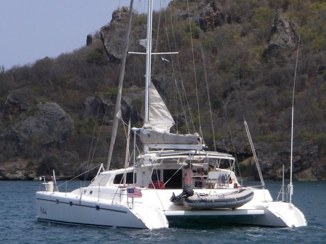 sv Mistral for sale by SeaKist Yacht Sales