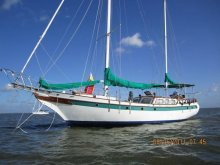 Formosa 51 Ketch SV Truthsayer