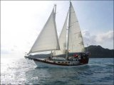 sv Callisto - Colvin Designed 40' Staysail Schooner for sale